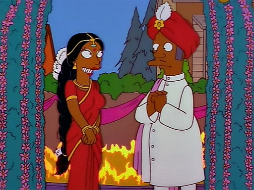 Apu Wedding